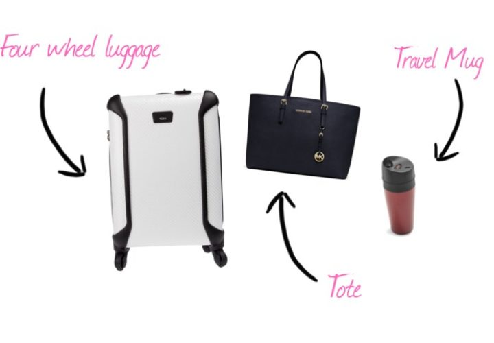 what to bring on a business trip