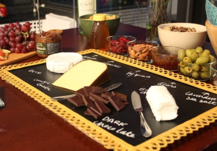 Wine & Cheese :: NYC Blogger Meetup!