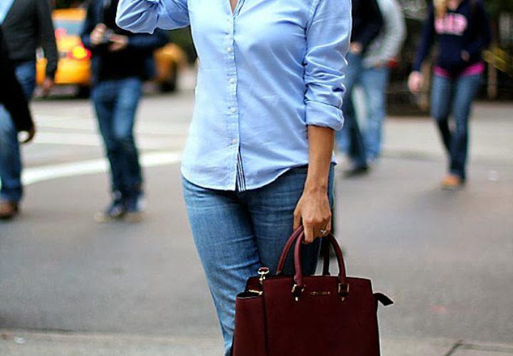 Casual Weekend :: Boyfriend Jeans & Zara Heels