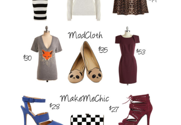 5 Must Know Online Boutiques
