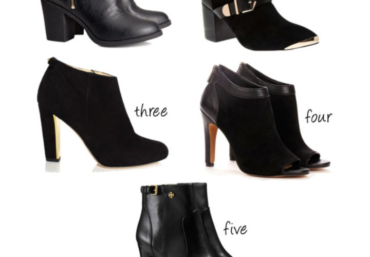 Ankle Booties :: 5 Splurge Worthy Fall Booties