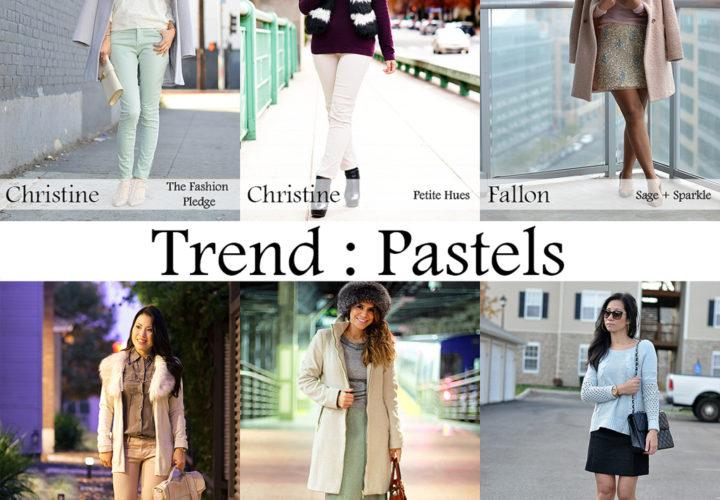 Pastels, Neutrals & Fur