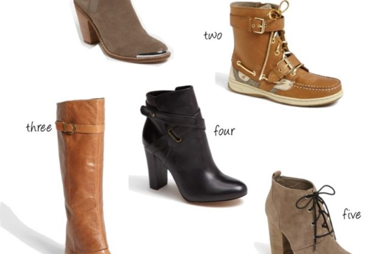 5 Fall Boots under $100