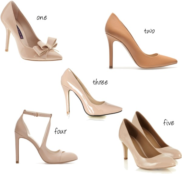 e82d1cbdc0d 5 Nude Heels for the Office under  100 - Olivia Jeanette