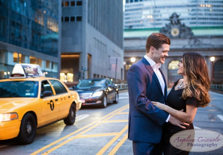 New York Engagement Photos ::  Part I