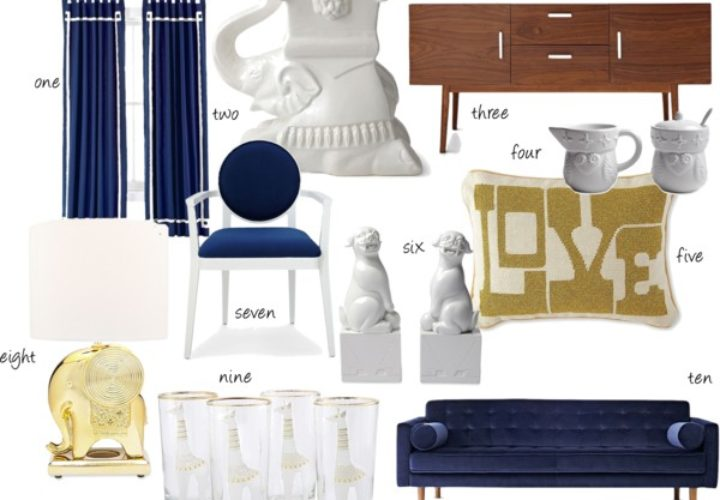 10 Home Decor Pieces by Jonathan Adler at JCPenneys