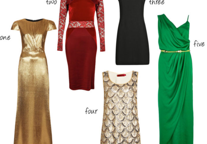 5 Gorgeous Holiday Dresses under $100