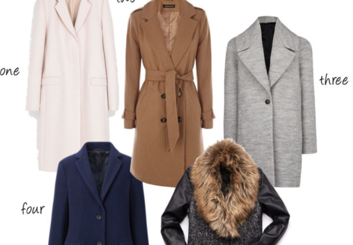 Five Work Coats under $100