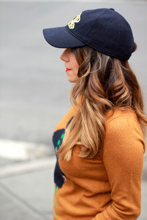 Casual Weekend :: Boyfriend Jeans & Baseball Hat