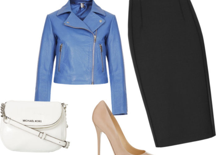 Five Ways to Wear a Black Pencil Skirt Outside of the Office