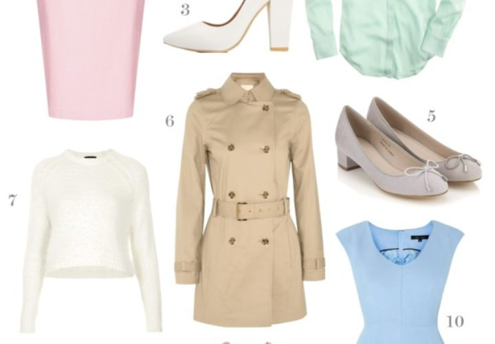 Ten Ways to Update Your Spring Wardrobe