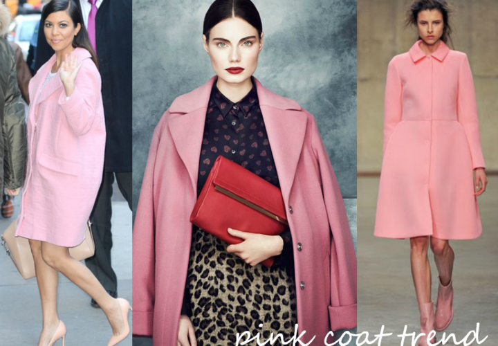 Which Pink Coat to Buy for Spring?