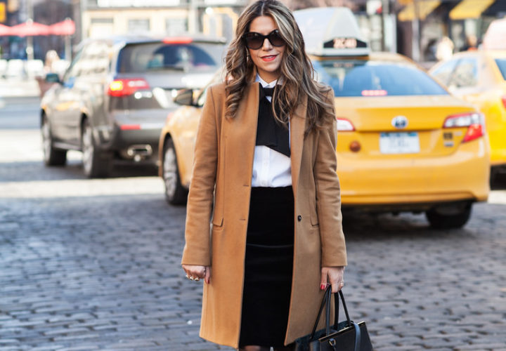 What to Wear to Work | Black + White