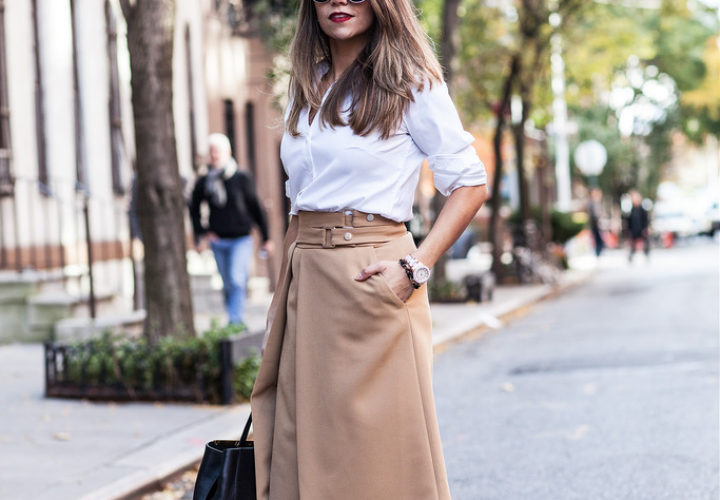 Three Essential Tops for Your Work Wardrobe This Fall