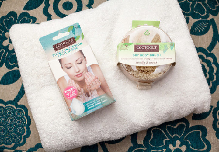 EcoTools | Exfoliating Favorites for Winter Weather