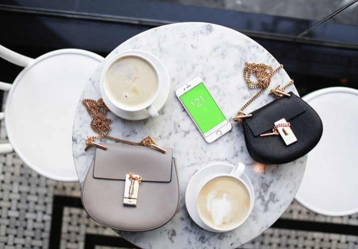 Cafe in NYC | Square Cash