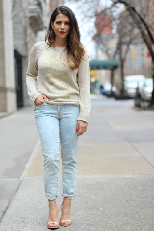 f441ae4efc4 How to Wear Bleached Dyed Denim this Spring - Olivia Jeanette