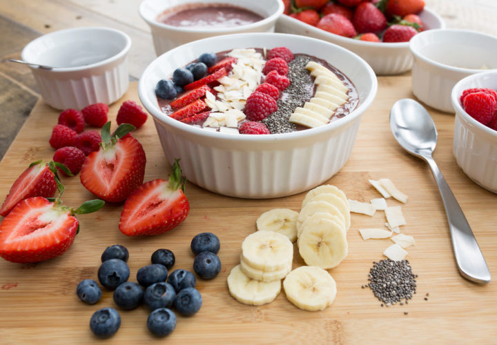 The Perfect Acai Bowl