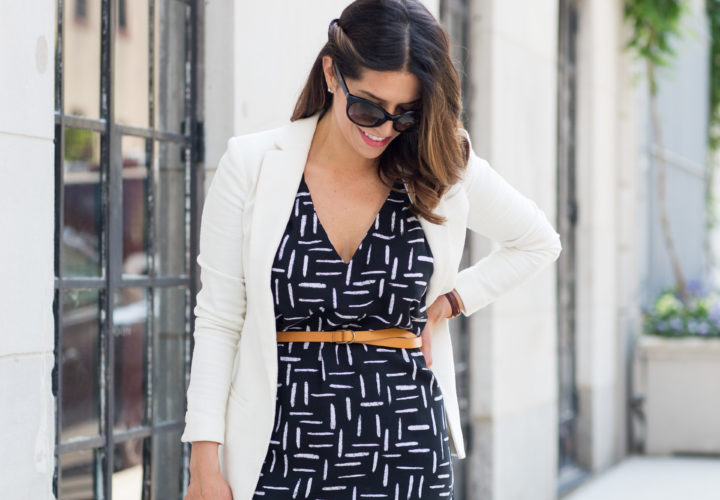 How to Wear your Favorite Summer Dress to Work