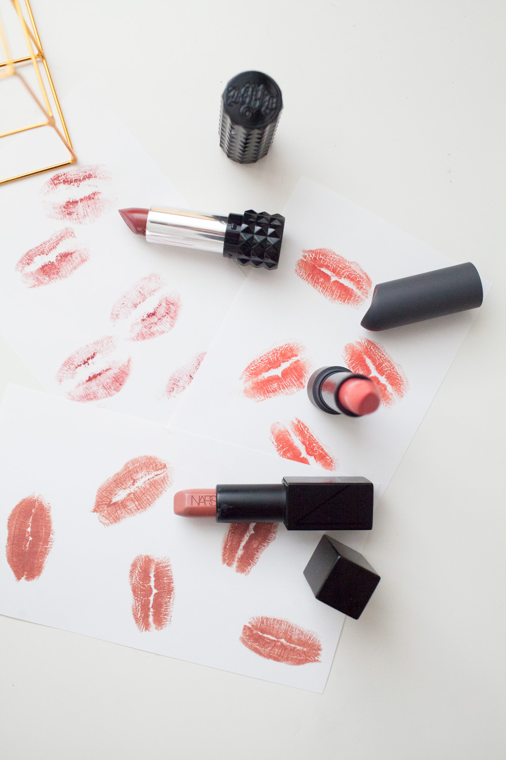 Lipstick reviews from Sephora National Lipstick Day Bite Gingersnap Kat Von D Lolita Nars BarBara Beauty Review Corporate Catwalk