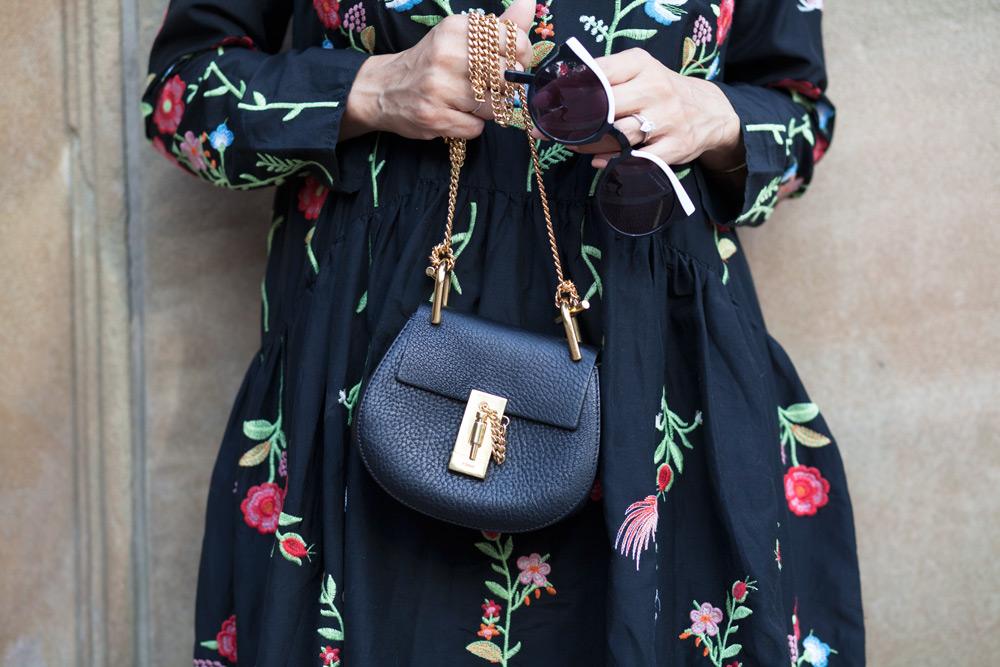 black-embroidered-zara-dress-black-manolo-blahnik-pumps-summer-look-date-night-style-chloe-drew-bag-black-cateye-sunglasses-casual-look-fashion-blogger-new-york-nyc-corporate-catwalk26