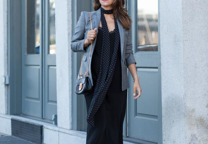 Off-Duty Trends | The Slip Dress