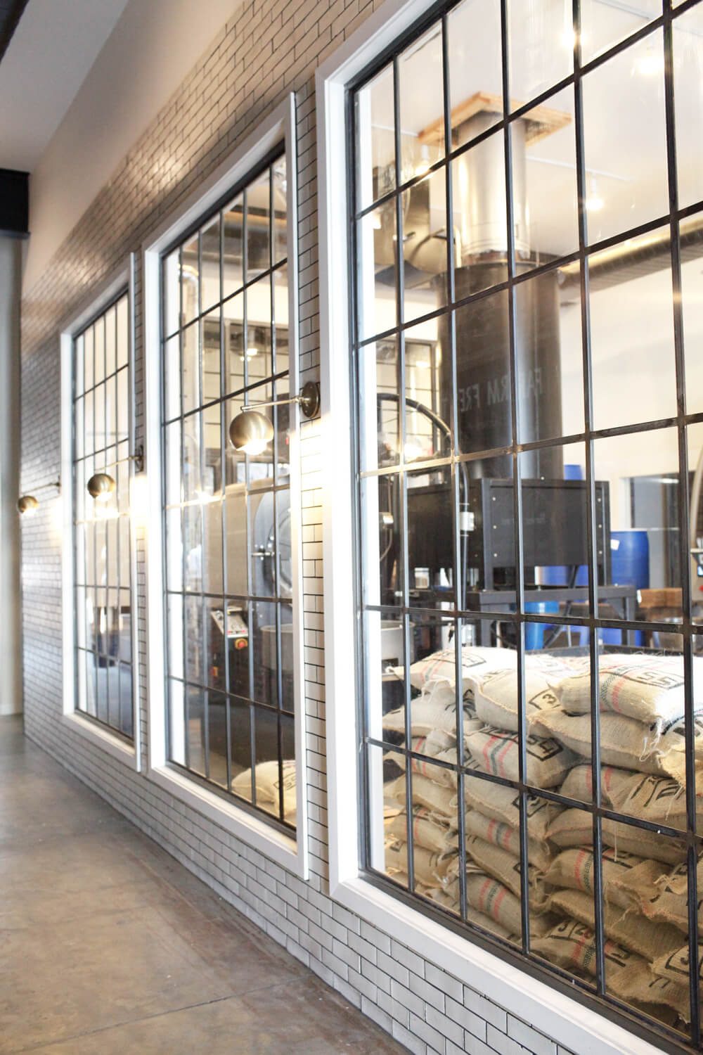 Coffee break williamsburg coffee shop Devoción new york city corporate catwalk 10
