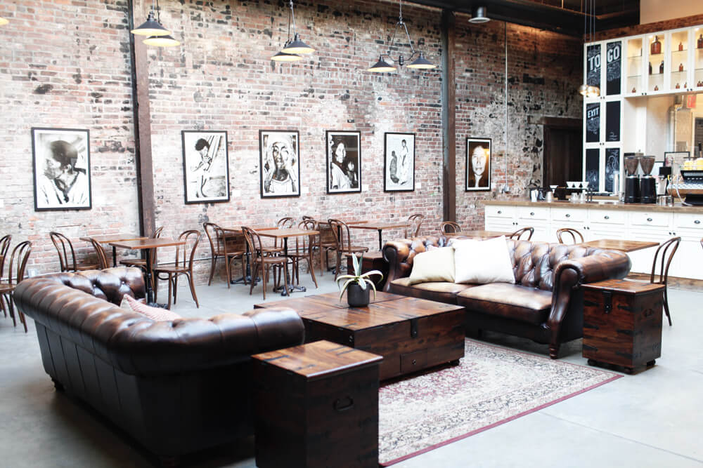 Coffee break williamsburg coffee shop Devoción new york city corporate catwalk 2