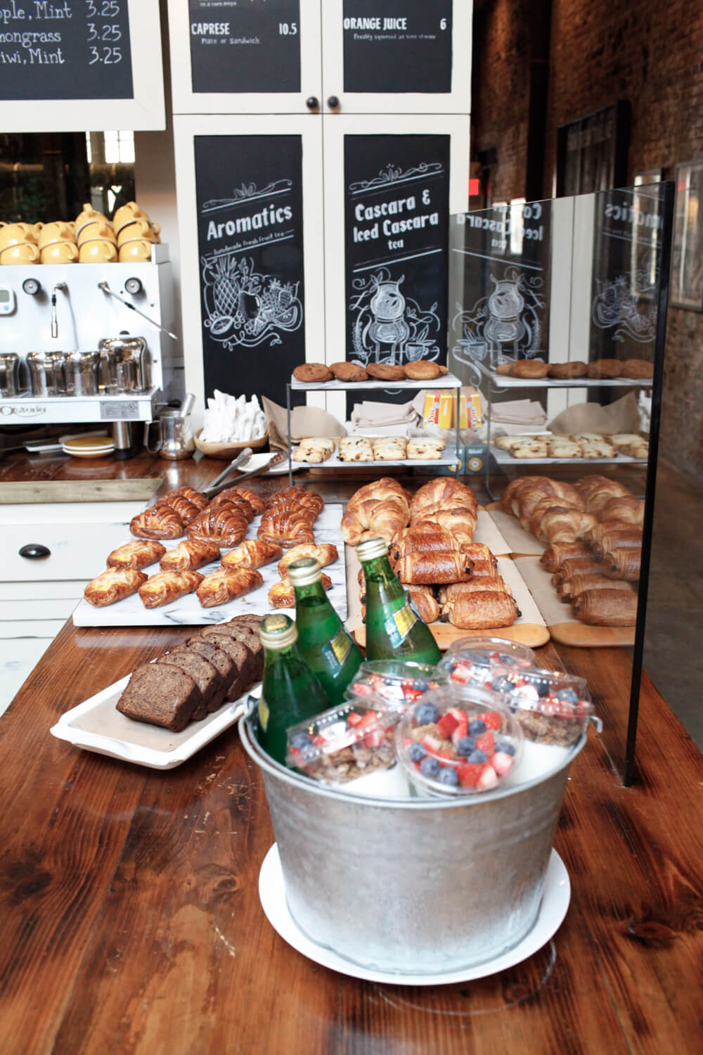 Coffee break williamsburg coffee shop Devoción new york city corporate catwalk 4