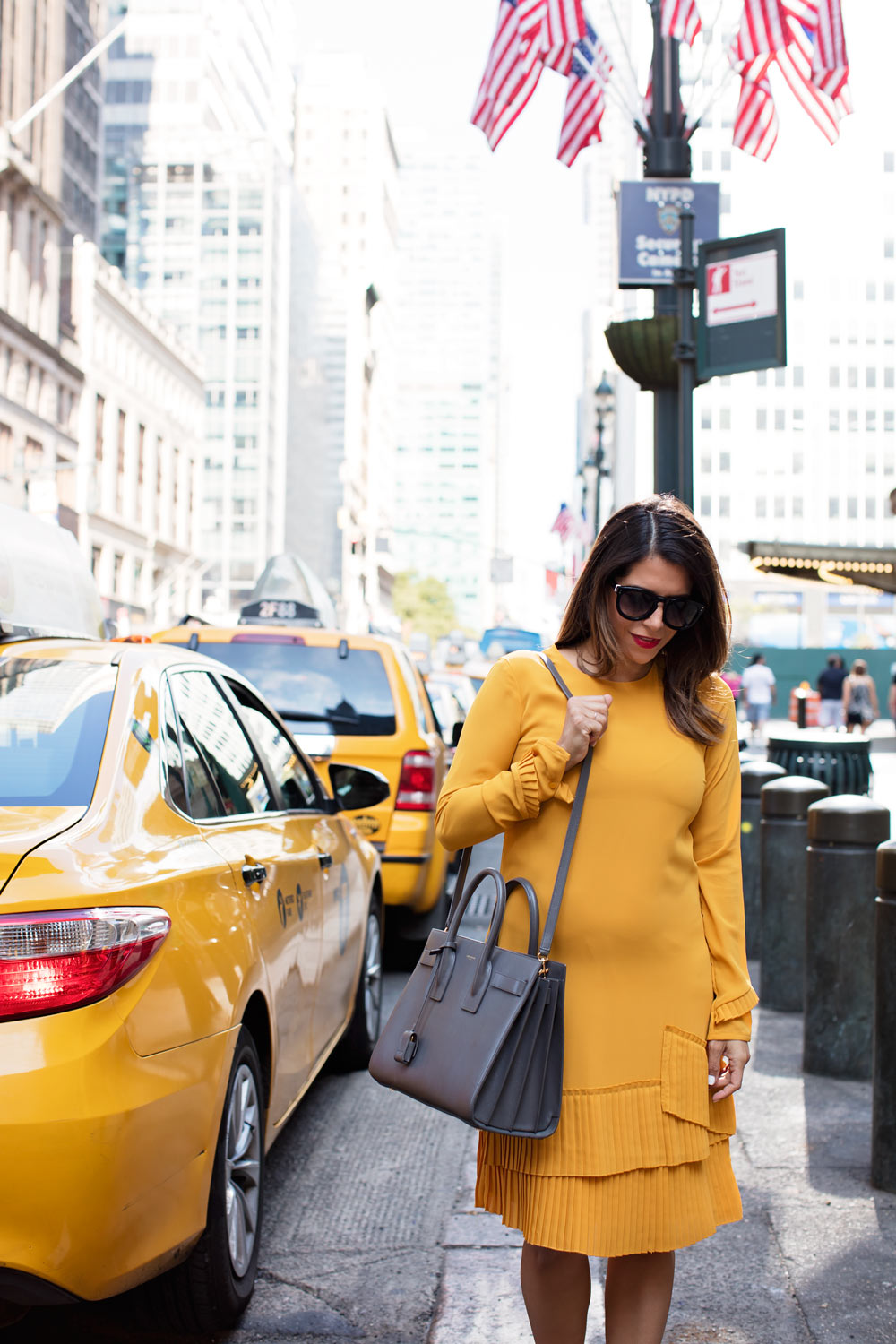 asos mustard dress workwear what to wear to work hire a mentor career contessa new york city fashion blogger nyc corporate catwalk fall fashion style blogger