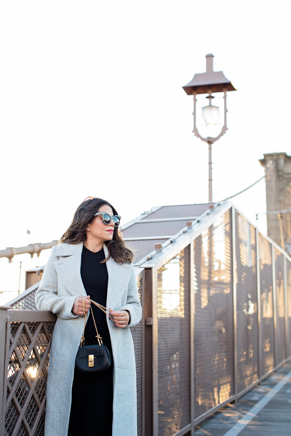 brooklyn-bridge-club-monaco-grey-wool-coat-black-dress-chloe-drew-bag-schutz-shoes-booties-new-york-city-corporate-catwalk-nyc-fashion-blogger-10