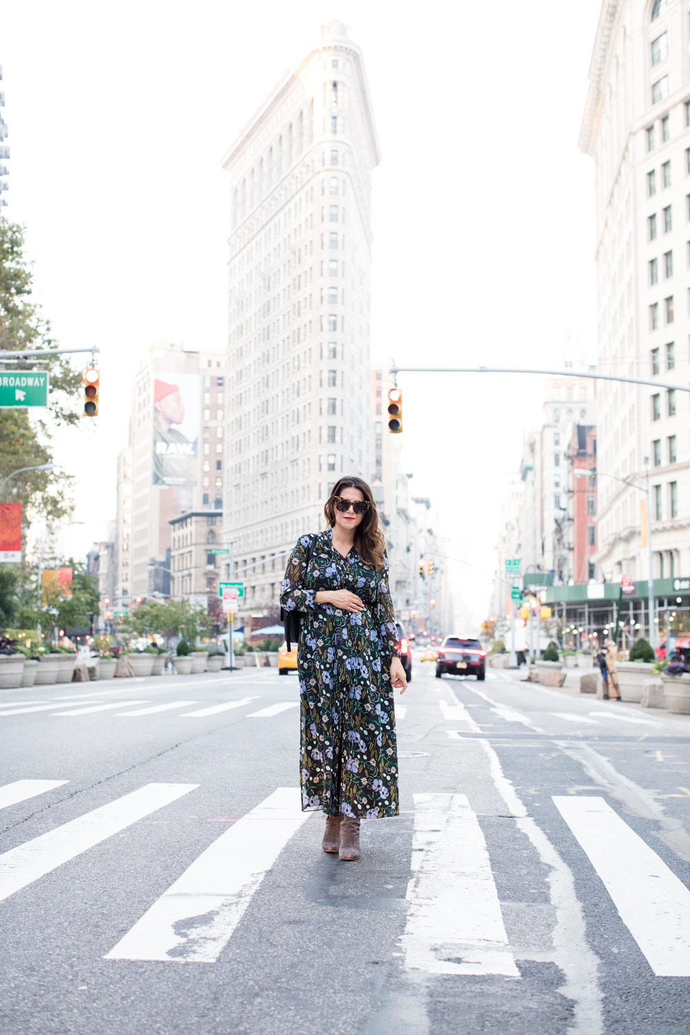 floral-dress-banana-republic-worth-new-york-fall-style-corporate-catwalk-joie-suede-boots-new-york-city-fashion-blogger-4