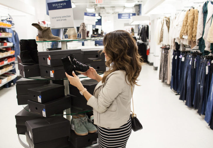 Marshalls Pin Pal Shopping Experience