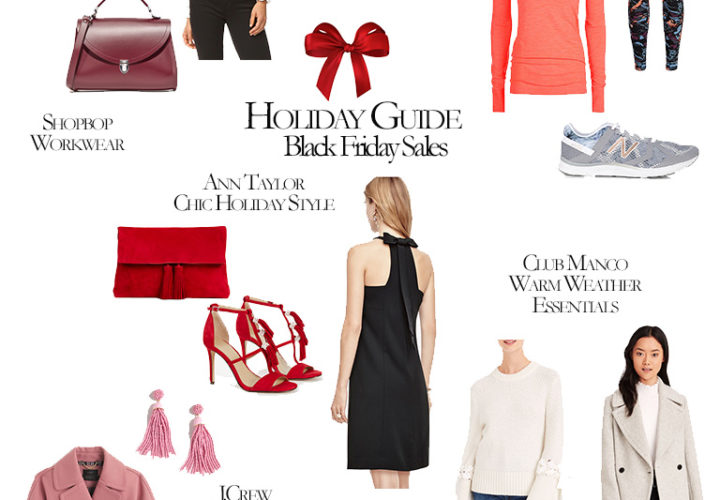 2016 Holiday Gift Guide | Black Friday Favorites