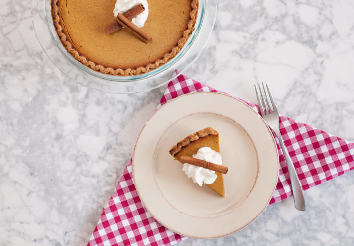 The Easiest Pumpkin Pie Recipe You'll Ever Make