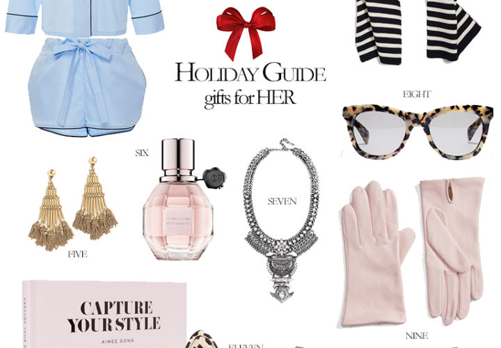 2016 Holiday Gift Guides | Gifts for Her