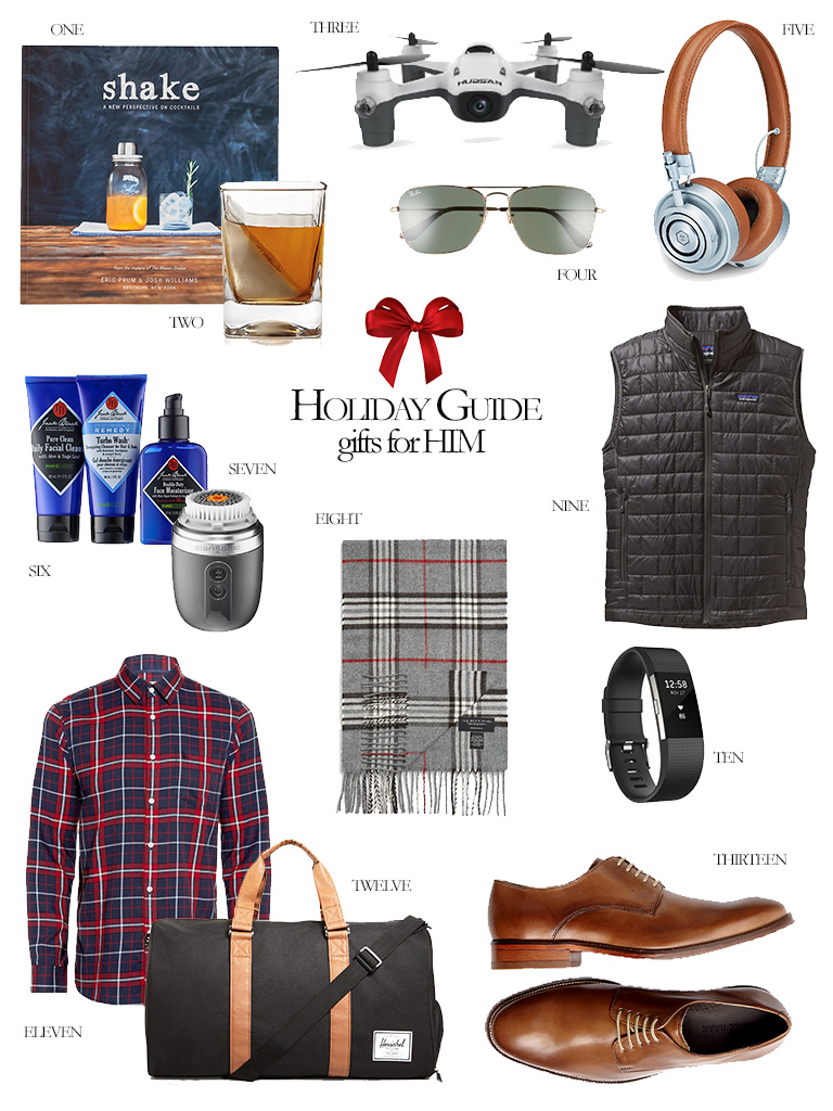 2016 the best holiday gifts for him gift guide christmas gifts corporate catwalk