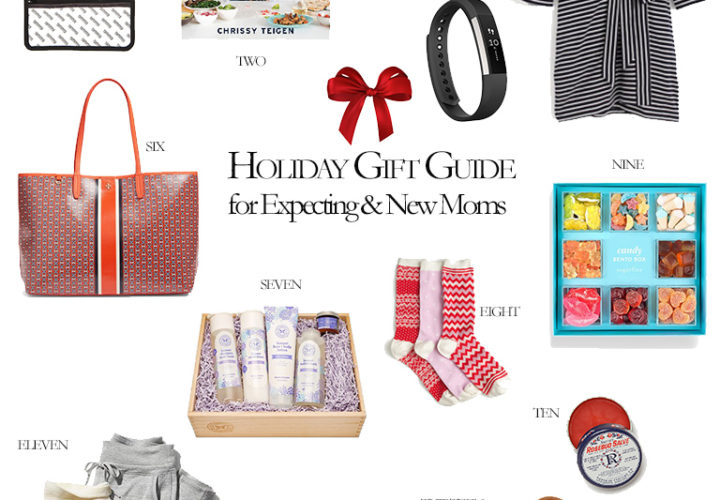 Our Favorite Gifts for Expecting And New Moms