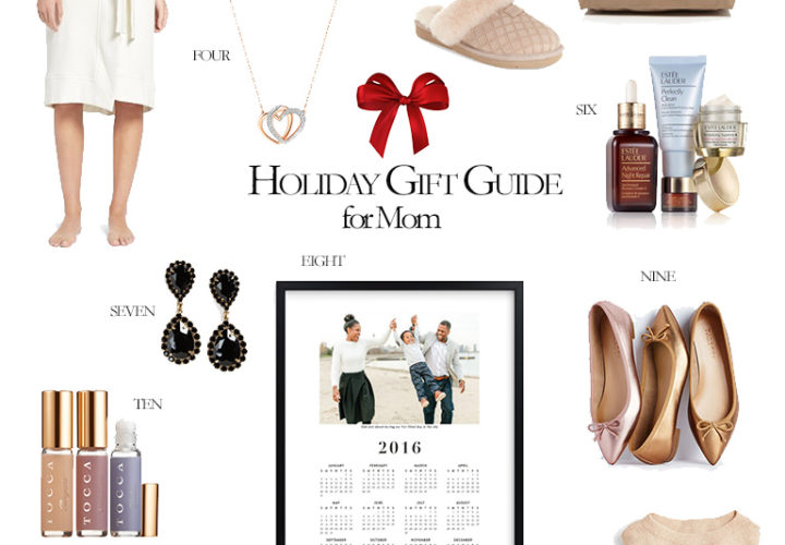The Perfect Gifts for Mom This Holiday Season
