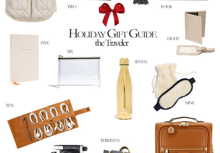 2016 Holiday Gift Guide | The Traveler