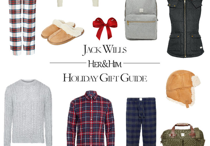 The Ultimate Holiday Shopping with Jack Wills