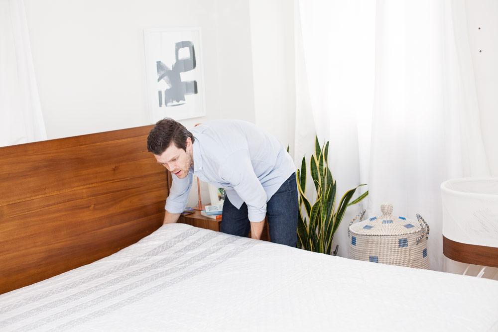 Sapira Sleep Mattress Better Sleep Review on Sapira Mattress Family photos King size bed Best Mattress to Buy Corporate Catwalk New York City Lifestyle Blogger