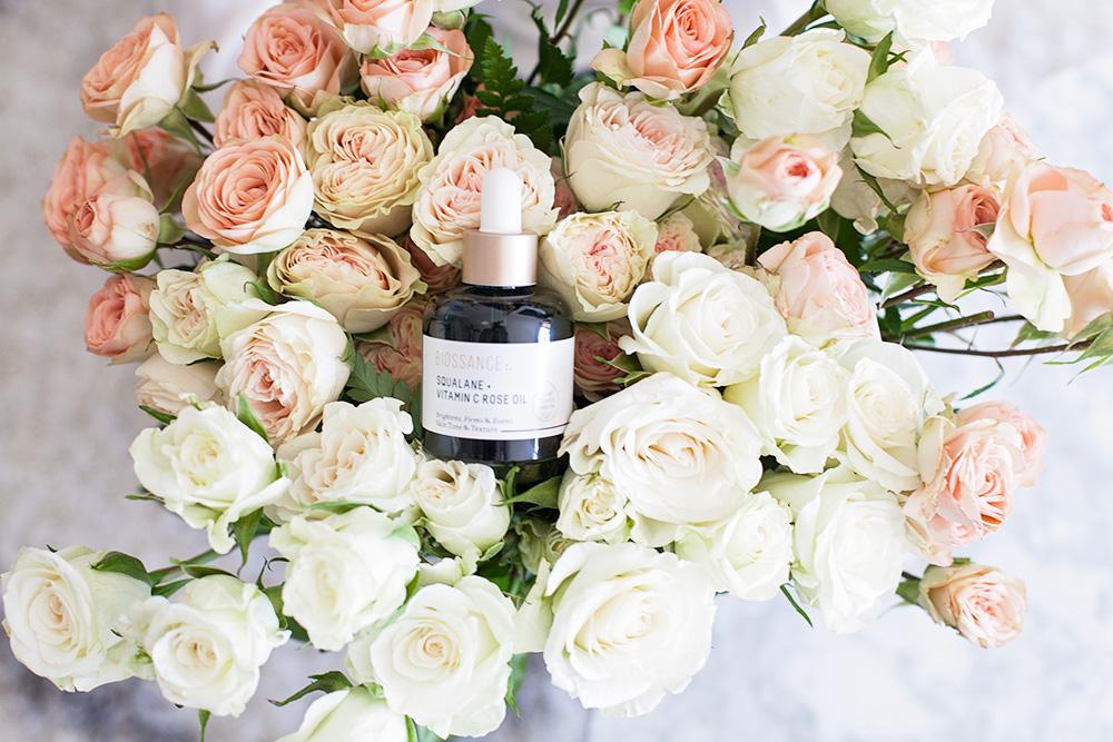 Biossance Squalane Vitamin C Rose Oil Skincare Sephora Face Oils