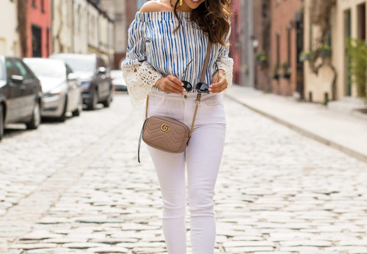 My Favorite Blouse Trend of the Season