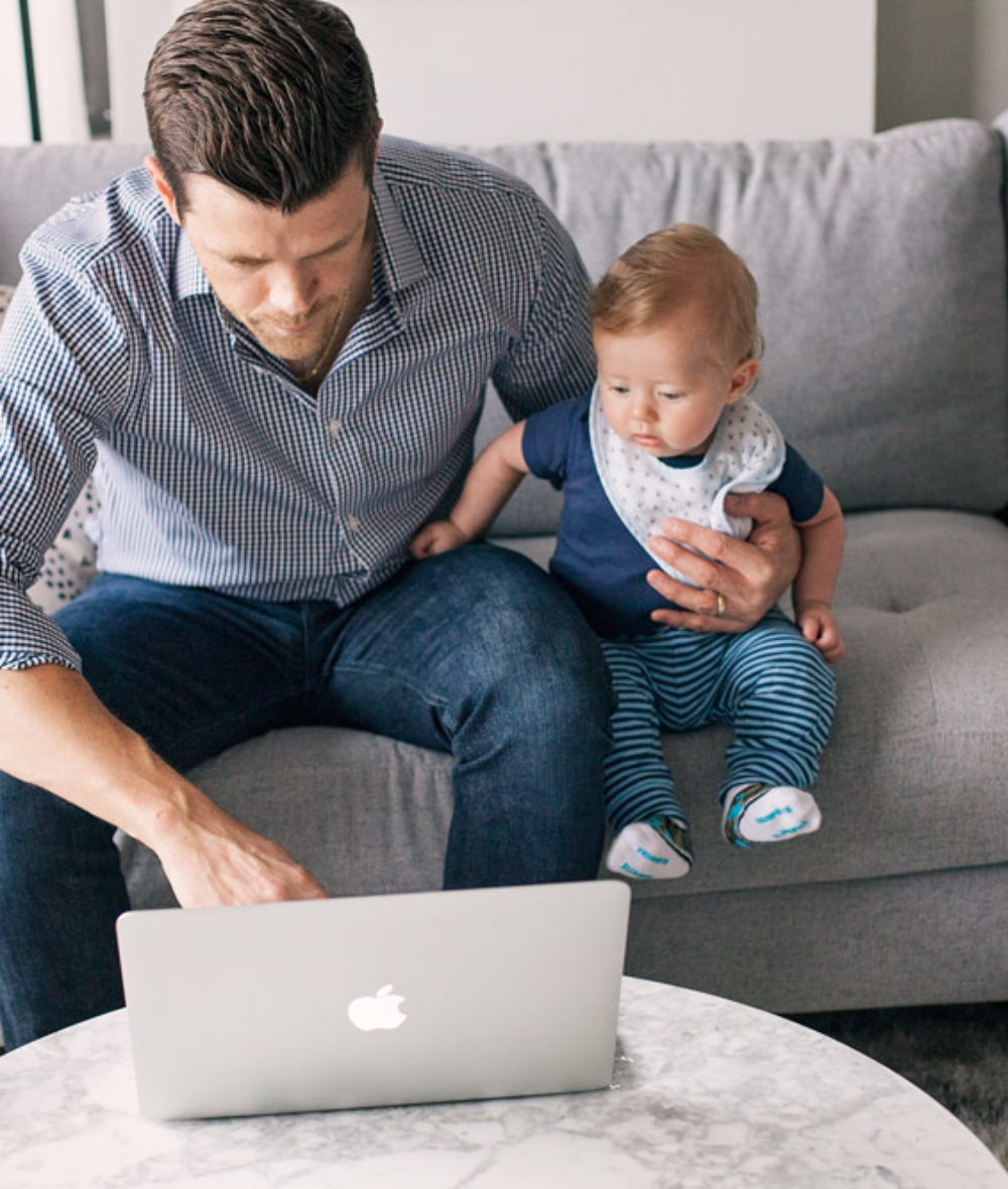 Father's Day Gift Ideas for New Dads Baby and Dad