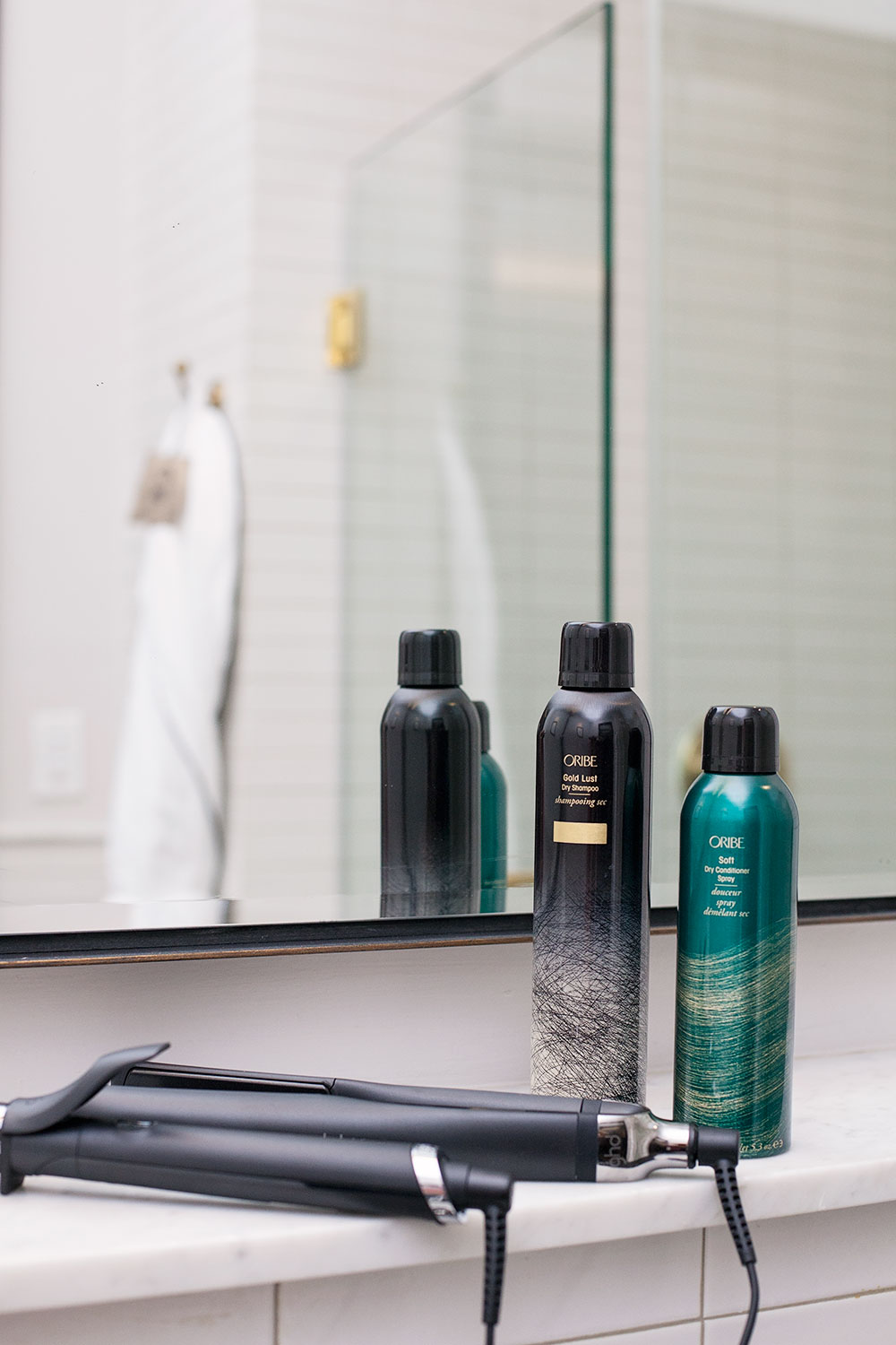 How to Style Long Thick Hair Oribe Beauty Hair Review