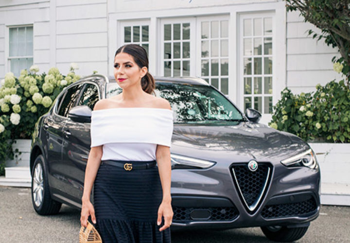 Our Weekend in the Hamptons with Alfa Romeo
