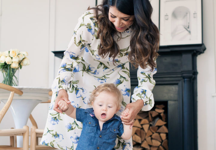 How to Find Balance between Work and a Baby