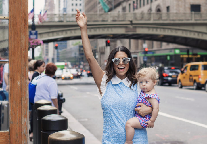 10 Tips You Need to Know When Traveling to NYC with a Baby