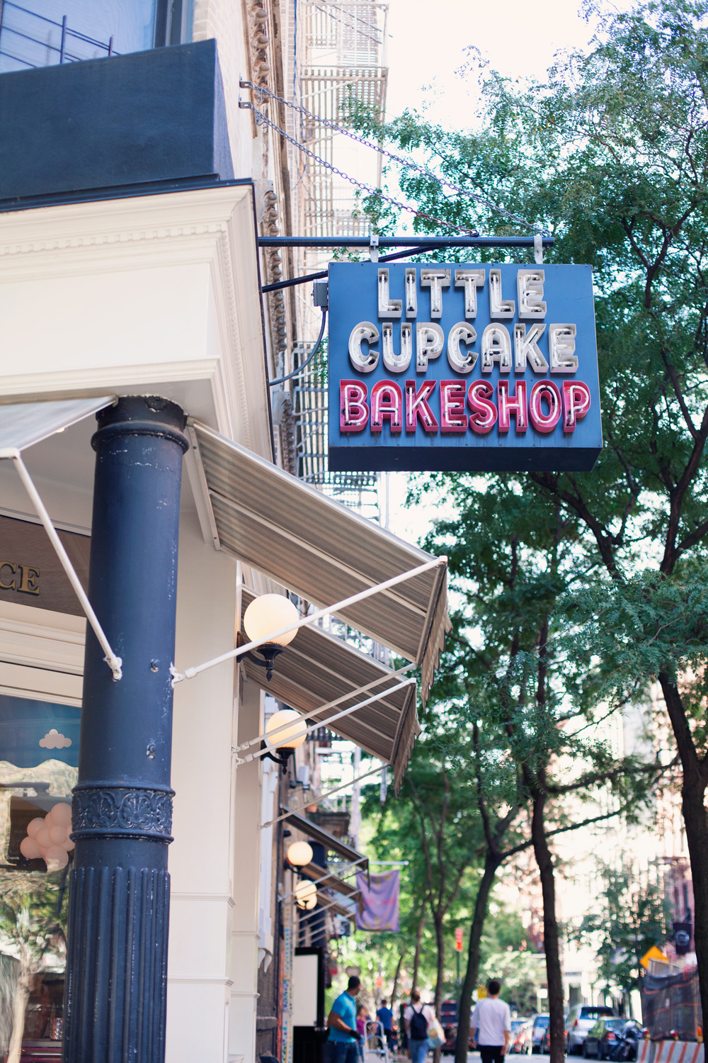 The LIttle Cupcake Bakeshop New York City
